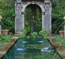 Arundel Castle Gardens Sticker