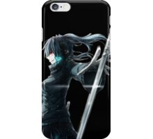 dark stance two iPhone Case/Skin