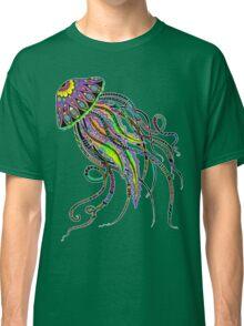 Electric Jellyfish Classic T-Shirt