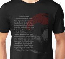 Generation 6 pokemon Unisex T-Shirt