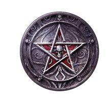 The Blood Pentagram by simonbreeze