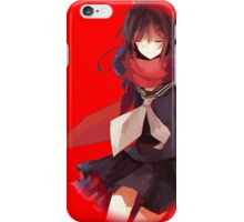 ayano in the void iPhone Case/Skin