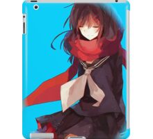 ayano in the void iPad Case/Skin