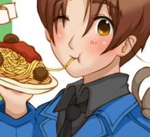 APH Italy Sticker