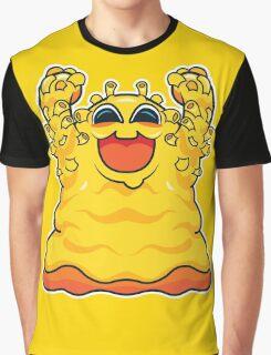 Macaroni Monster Graphic T-Shirt
