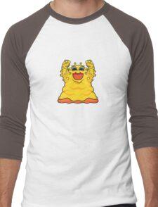 Macaroni Monster Men's Baseball ¾ T-Shirt