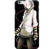 konoha in wires  iPhone Case/Skin