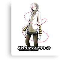 konoha in wires  Canvas Print