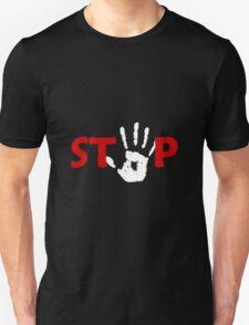 STOP-655 Unisex T-Shirt
