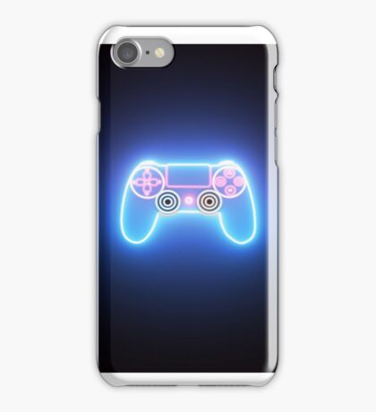 I'M a PS4 GAMER (Play Station) iPhone Case/Skin