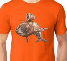 Mechanic Whale Unisex T-Shirt