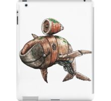Mechanic Whale iPad Case/Skin