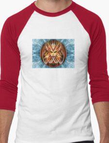 Freezing Fire Men's Baseball ¾ T-Shirt