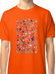Pink Garden Classic T-Shirt