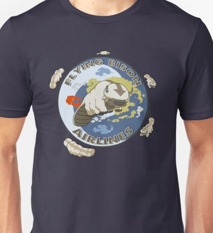 Sky Bison Airlines Unisex T-Shirt