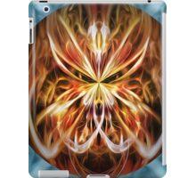 Freezing Fire iPad Case/Skin
