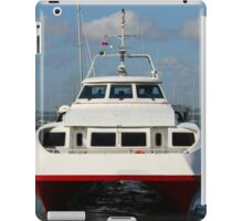 Red Jet 3 arrives at Cowes iPad Case/Skin