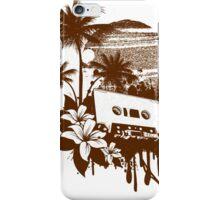 Summer Music iPhone Case/Skin