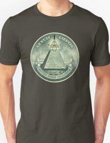 Bill Cipher Illuminati Unisex T-Shirt