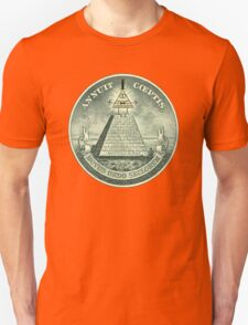 Bill Cipher Illuminati Unisex T-Shirt