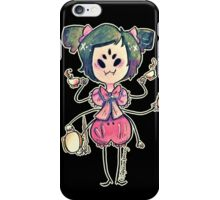 das Muffet iPhone Case/Skin
