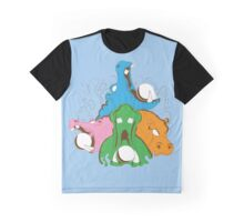 Hangry Hangry Hippos Graphic T-Shirt