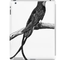 Honest, cross my tail feathers.  iPad Case/Skin