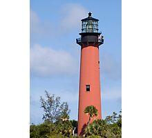 Jupiter Lighthouse Photographic Print
