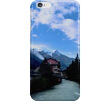 The French Village iPhone Case/Skin