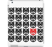 One Individual Owl iPad Case/Skin