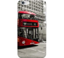 London Town iPhone Case/Skin