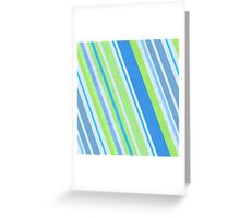 fabRIc f1 Greeting Card