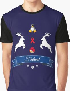 finland Graphic T-Shirt