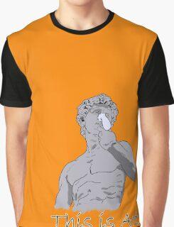 Spongebob - This is Art Graphic T-Shirt