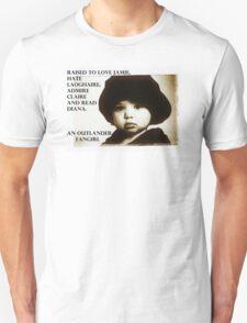 OUTLANDER FANGIRL  Unisex T-Shirt