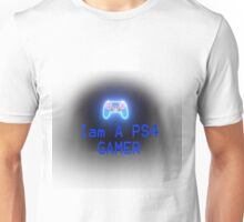 I'M a PS4 GAMER (Play Station) Unisex T-Shirt