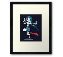 Alani Battleborn Framed Print