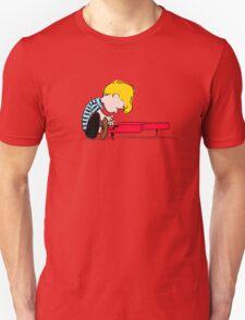Piano Man Unisex T-Shirt