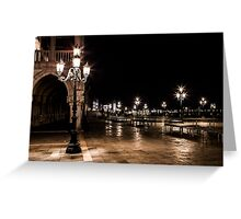 Venice landscape Greeting Card