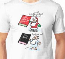 God & Santa Children's Books Unisex T-Shirt