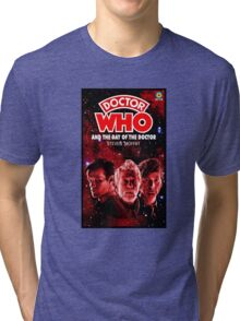 On Target - The Other Three Doctors Tri-blend T-Shirt