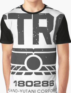 Nostromo Alien Graphic T-Shirt
