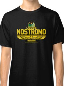 Nostromo Alien Classic T-Shirt