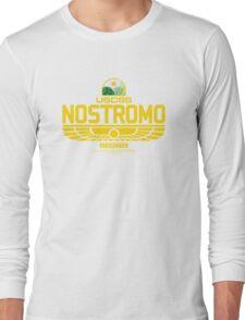 Nostromo Alien Long Sleeve T-Shirt
