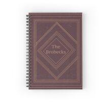 Understanding The Brobecks Spiral Notebook