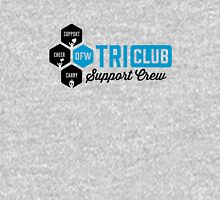 DFW Tri Club - Support Crew (Support, Cheer, Carry) Zipped Hoodie