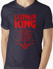 The Dark Tower Series Mens V-Neck T-Shirt