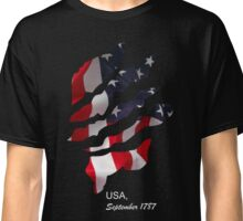 ROAD TO UNITED STATE USA Classic T-Shirt