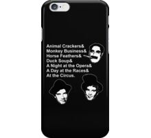 Top Marx iPhone Case/Skin