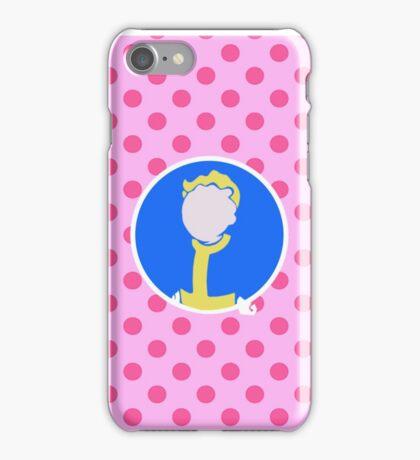 Vault Boy Minimal iPhone Case/Skin